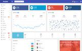 Foxlabel - AngularJS + Bootstrap 4 Admin Template