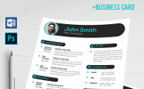 John Smith - Resume Template