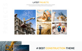 Simply Construction Template Web №65882