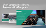 Modern Case Study - PowerPoint Template