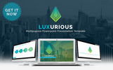 Luxurious - PowerPoint Template