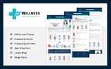 Responsivt Wellness - PrestaShop-tema