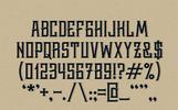 Whiskey Label + Design Elements Font
