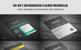 Business Card Printable Bundle