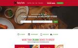 "Tema PSD #75753 ""TestyFork - Multipurpose Restaurant"""