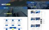 BizzBoss - Multipurpose Corporate PSD Template