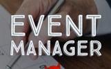 Event Manager WordPress Plugin