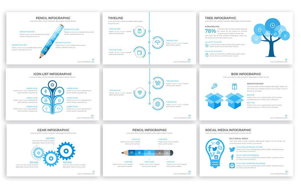Clear presentation powerpoint template 65722 clear presentation powerpoint template big screenshot zoom in toneelgroepblik Choice Image
