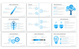 Clear Presentation PowerPoint Template