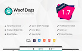 "PrestaShop Theme namens ""Woofdog Pet Store"""