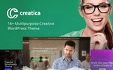 Motyw WordPress Creatica - Multipurpose #65412