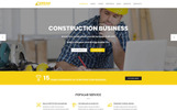 Reszponzív Dream - Construction Joomla sablon