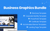 Bundle Xmas 2019 Business Graphics #76257 New Screenshots BIG
