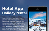 Hotel & Restaurant App | Reservation and Room Booking App Template