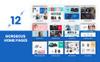 Flash - Çok Amaçlı ve Yüksek Performanslı Magento Teması Büyük Ekran Görüntüsü