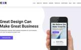 Pexr - Responsive Multipurpose HTML5 Template Template Web №77069