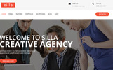 Silla - Website Template