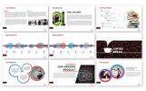 First Presentation PowerPoint Template