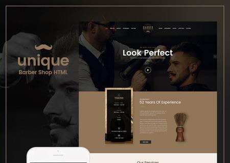UNIQUE- Barber Salon