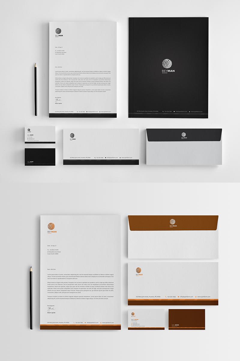 Plantilla de Identidad Corporativa #65734 para Sitio de Graphics