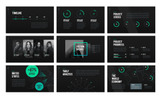 Z Generation - Creative PowerPoint Template