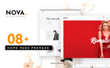 "PrestaShop motiv ""Nova - Fashion Prestashop 1.7.5"""