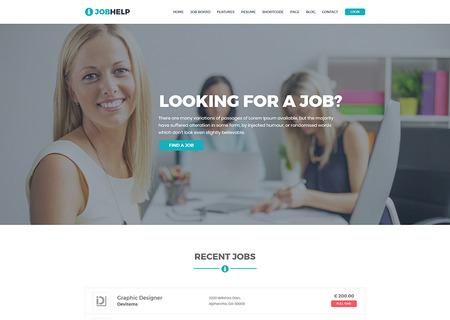 Job Help - Job Board