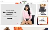 Tema Shopify para Sitio de Ropa