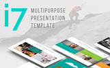 i7 Project Presentation PowerPoint Template