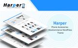 Responsywny motyw WooCommerce Harpar - Phone Accessories #77854