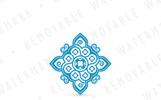 Venetian Ornament Logo Template