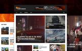 Tema de WordPress para Sitio de Portal de Juegos