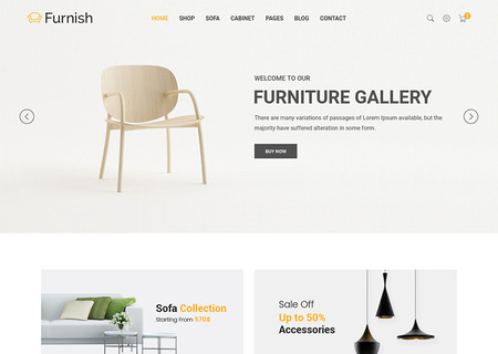 Furnish - Minimalist Furniture