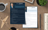 Robert Dawson - Resume Template