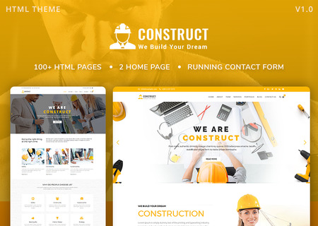 Construct : Construction, Building & Maintenance