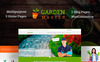 Tema WordPress para Sites de Design de Paisagem №67136 Screenshot Grade
