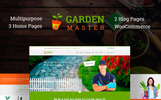 Tema WordPress para Sites de Design de Paisagem №67136