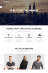 dating agency website template