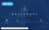 NextPrest - Tema PrestaShop Multipropósito en Bootstrap