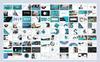 [Version 3] 2019 Multipurpose Pitch Deck PowerPoint sablon Nagy méretű képernyőkép