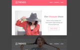 Trends - Responsive Newsletter Template