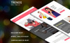 Trends - Responsive Newsletter Template Big Screenshot