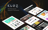 Kloz PrestaShop Theme