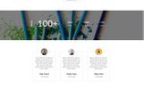 Plantilla PSD para Sitio de Galerías de fotografía