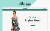 "OpenCart Vorlage namens ""Banera Fashion MultiStore"""