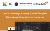 Law Chamber - Law Firm Joomla Template