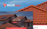 ROOFtops - Roofing Service WordPress Theme