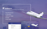 Airlinerra - Private Airline Joomla Template