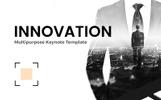 Business Innovation Keynote Template