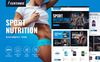 Certionix - Sport Nutrition WooCommerce Theme Big Screenshot